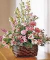 Květiny soucit, sympatie květiny, smuteční květiny, květinářství on-line, doručování květin, rostlin, kostel, smuteční domů, uspořádání, FTD, Teleflora