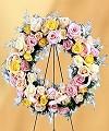 FTD® Vibrant Sympathy Wreath