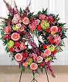 FTD® Eternal Rest Heart Wreath