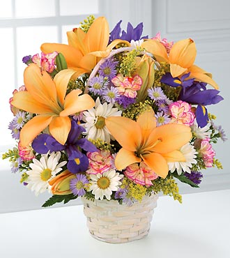 FTD Natural Wonders Bouquet - DELUXE