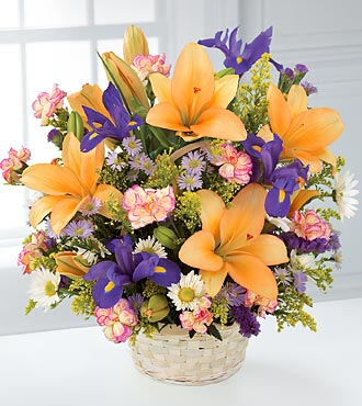 FTD Natural Wonders Bouquet - PREMIUM