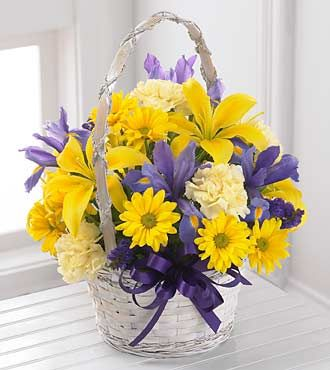 FTD Spirit of Spring Basket - PREMIUM