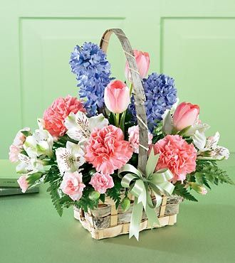Ftd Joy Of Spring Bouquet Same Day Delivery Flowers Fast