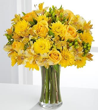 Ftd Sunny Day Bouquet Premium Same Day Delivery
