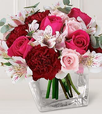 Ftd Gentle Caress Bouquet Same Day Delivery Flowers Fast
