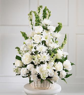 Flower Delivery Service on Ftd Eternal Light Arrangement   Sympathy Flowers   Flowers Fast