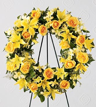 Flowers Fast coupon: FTD Ring of Friendship Wreath