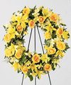 Image of Standard version for FTD Ring of Friendship Wreath
