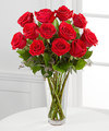 Long Stem Red Rose Bouquet by FTD
