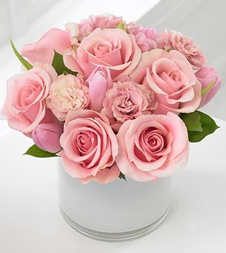 Cheap Flower Bouquets on Ftd Profoundly Pink Bouquet   Anniversary Flowers   Flowers Fast