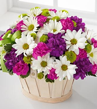 FTD Blooming Bounty Bouquet - DELUXE