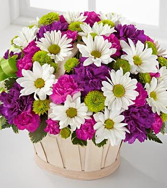FTD Blooming Bounty Bouquet - PREMIUM