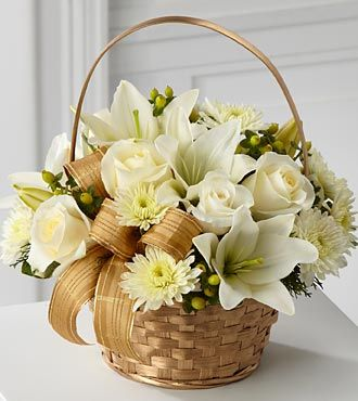 Ftd Winter Wishes Bouquet Deluxe Same Day Delivery