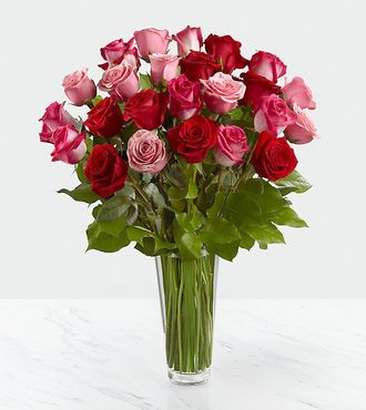 FTD True Romance Rose Bouquet - PREMIUM