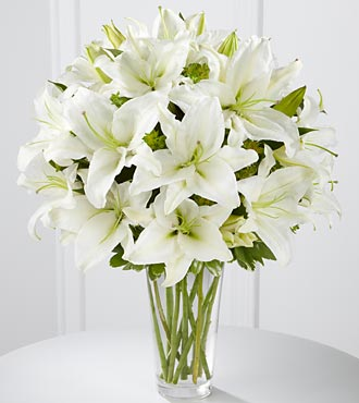 Spirited Grace Lily Bouquet by FTD - B26-4389
