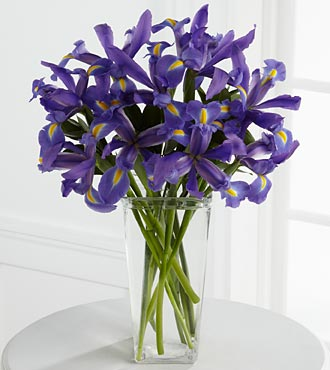 FTD Iris Riches Bouquet