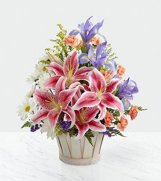 FTD Wondrous Nature Bouquet - DELUXE