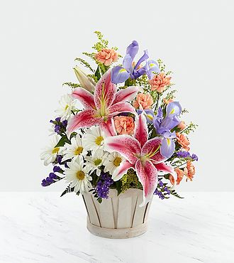 Wondrous Nature Bouquet by FTD - C12-4400