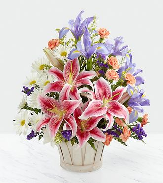 FTD Wondrous Nature Bouquet - PREMIUM