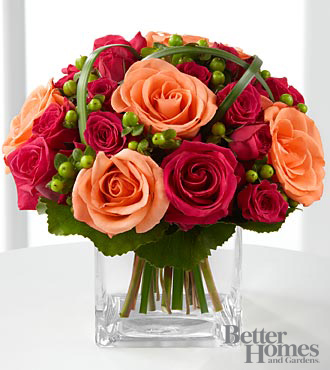 FTD Deep Emotions Bouquet by Better Homes and Gardens - DELUXE