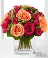 Image of Deluxe version for FTD Deep Emotions Rose Bouquet