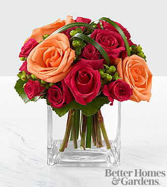 Flowers Fast coupon: FTD Deep Emotions Rose Bouquet
