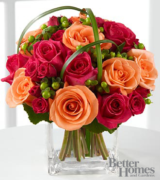 FTD Deep Emotions Bouquet by Better Homes and Gardens - PREMIUM