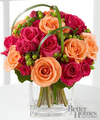 Image of Premium version for FTD Deep Emotions Rose Bouquet
