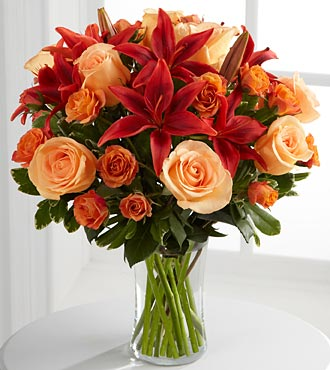 Ftd Tigress Bouquet Premium Fall Amp Thanksgiving