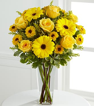 FTD Daylight Bouquet - DELUXE