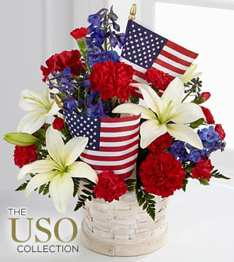 American Glory Bouquet - B30-4433