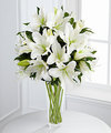 FTD Light in Your Honor Bouquet - DELUXE