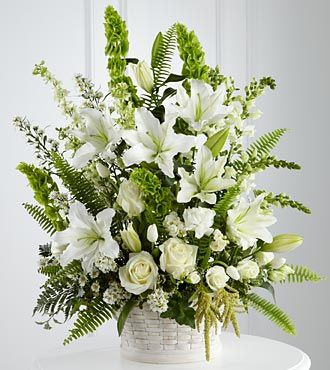 FTD In Our Thoughts Arrangement - DELUXE