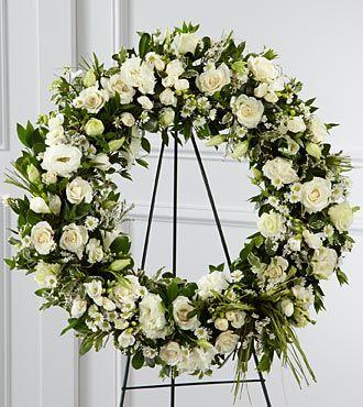 FTD Splendor Wreath