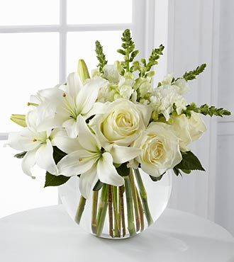 Ftd Special Blessings Bouquet Deluxe Sympathy Flowers