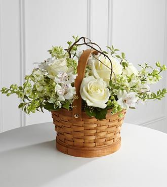 FTD Peaceful Garden Basket