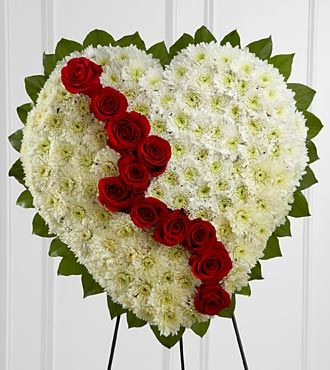 Flowers Fast coupon: FTD Broken Heart