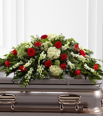 Flowers Fast coupon: FTD Sincerity Casket Spray