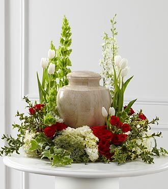 Flowers Fast coupon: FTD Tears of Comfort Arrangement