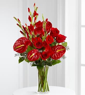 FTD We Fondly Remember Bouquet - DELUXE