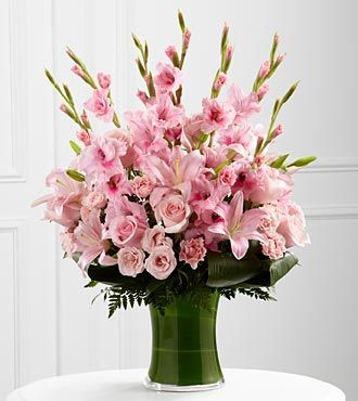 FTD Lovely Tribute Bouquet - DELUXE