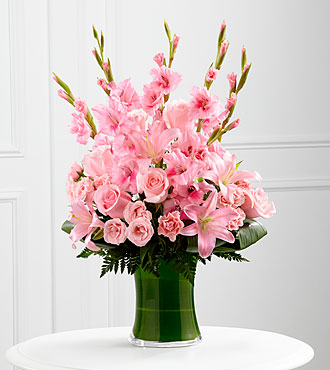 Flowers Fast coupon: FTD Lovely Tribute Bouquet