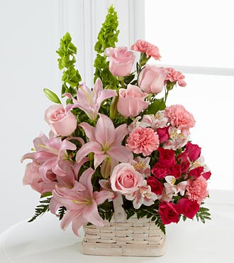 Flowers Fast coupon: FTD Beautiful Spirit Arrangement