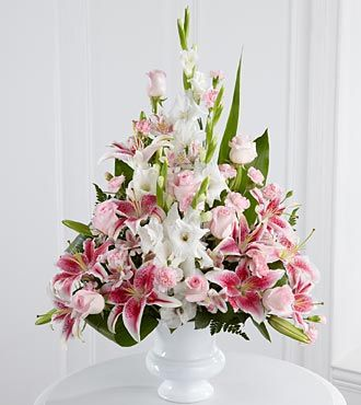Flowers Fast coupon: FTD Precious Peace Arrangement