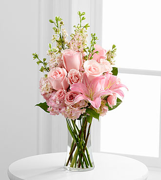 Flowers Fast coupon: FTD Wishes and Blessings Bouquet