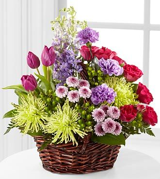 Flowers Fast coupon: FTD Truly Loved Basket
