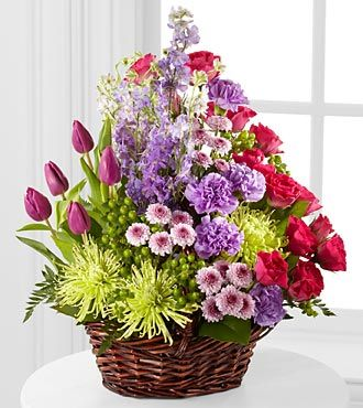 FTD Truly Loved Basket - PREMIUM