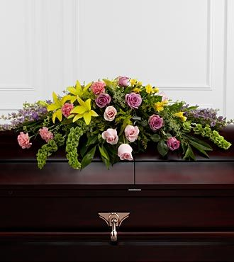 FTD Forever Beloved Casket Spray - S36-4521