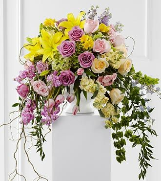 Flowers Fast coupon: FTD Display of Affection Arrangement