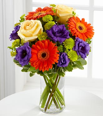 Flowers Fast coupon: FTD Rays of Solace Bouquet